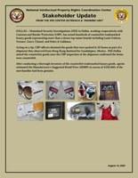 HSI-Dallas seizes counterfeit luxury goods