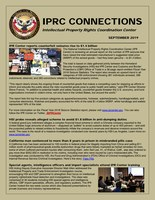 09/2019 - IPRC Connections