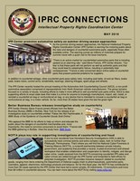 05/2019 - IPRC Newsletter