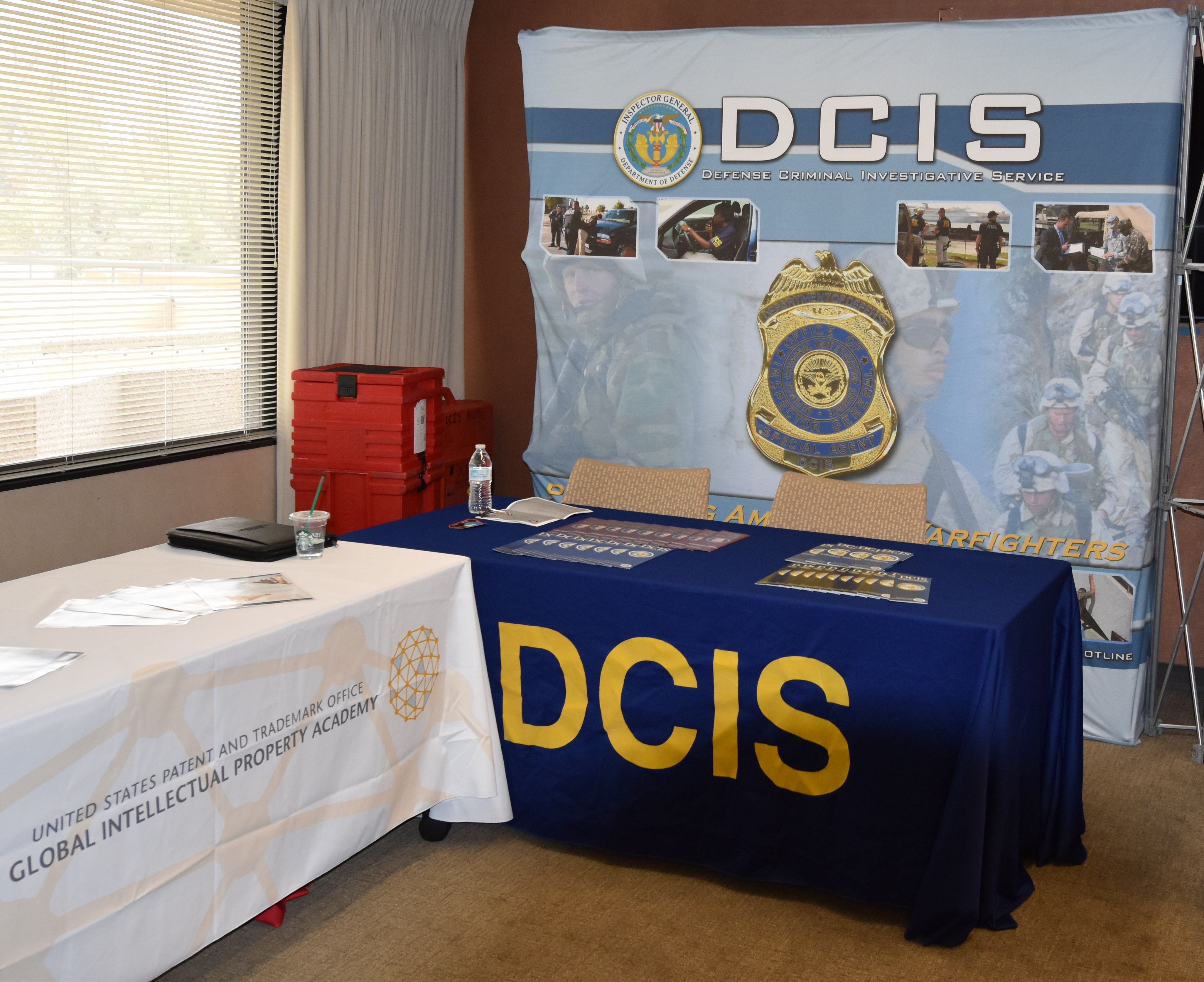 DCIS Booth