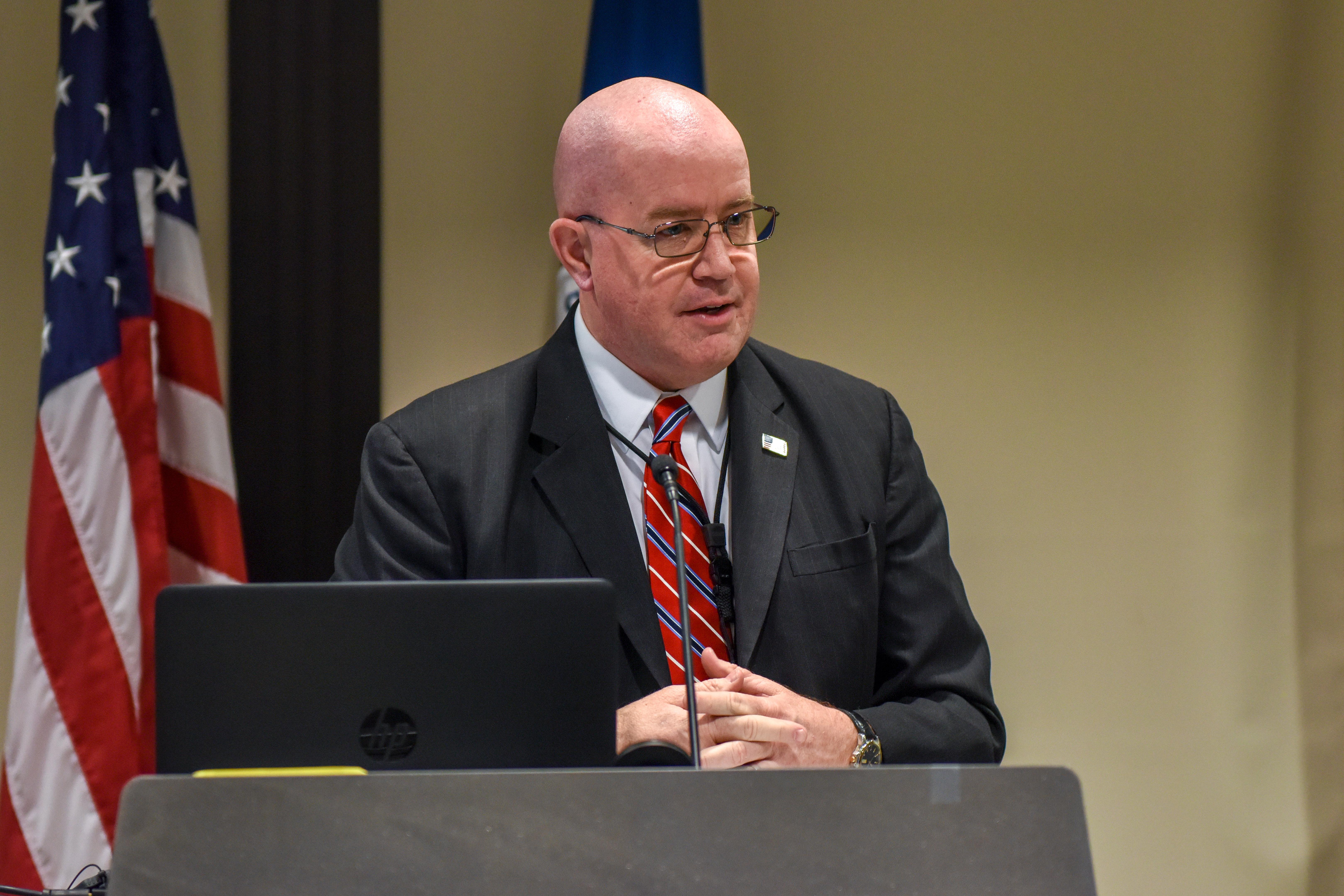 IPR Center Deputy Director, William Ross