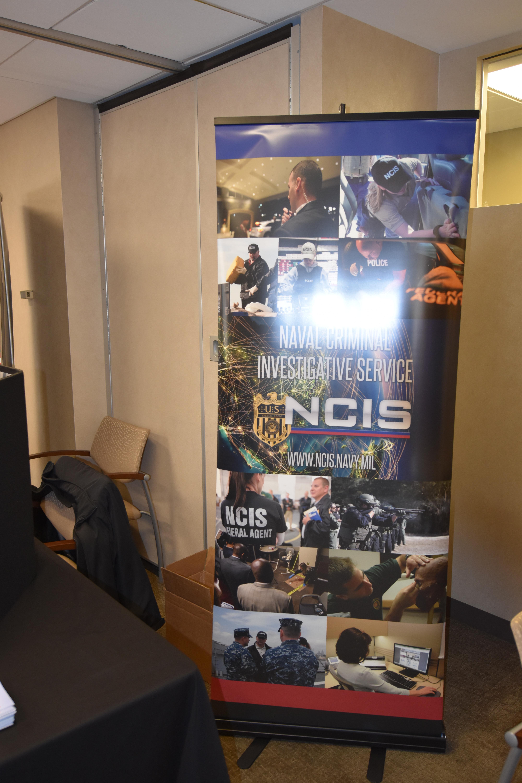 NCIS Booth
