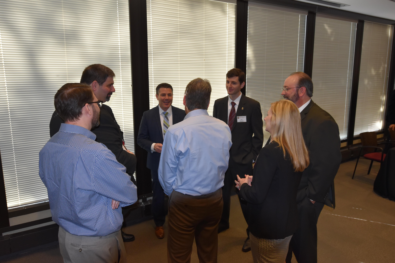 Networking Between Panels