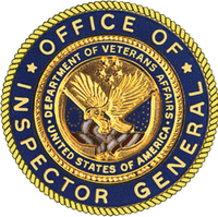 Seal for the U.S. Department of Veterans Affairs (VA) Office of Inspector General (OIG)