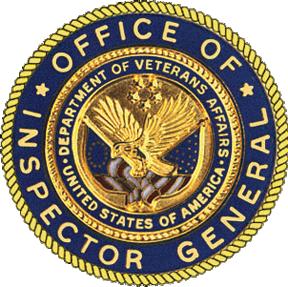 U.S. Department of Veterans Affairs (VA) Office of Inspector General (OIG) Seal