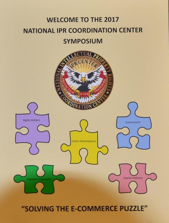 Symposium Puzzle Poster